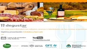 DegustAR: conociendo San Luis a través de su gastronomía
