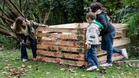 Jardinería orgánica: salud vegetal y economía familiar