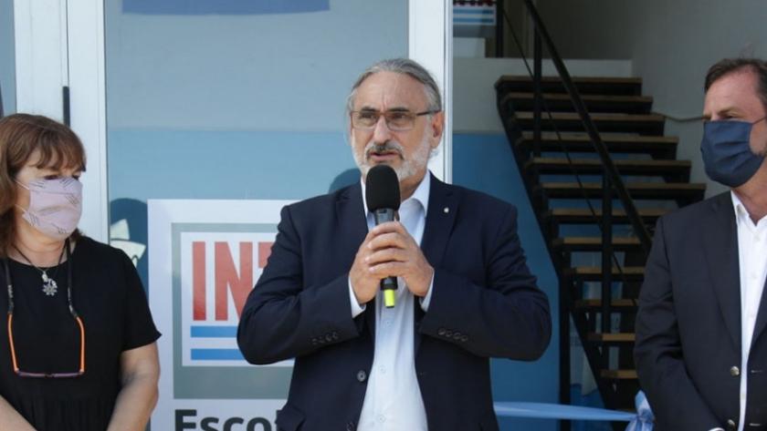 Basterra, Mirassou y Sujarchuk inauguraron la Agencia de Extensión Rural del INTA en Escobar
