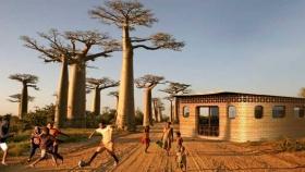 Studio Mortazavi diseñará la primera escuela impresa en 3D del mundo en Madagascar