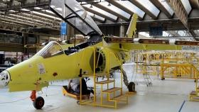 Aeronáutica: el sector busca reactivar la producción de aviones