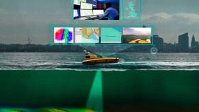 Un nuevo barco no tripulado vigila la costa en busca de coronavirus