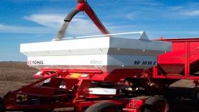 Balanzas para fertilizadoras