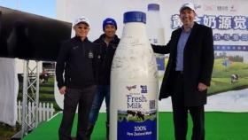 Otra vez China: En el primer bimestre del año las importaciones de lácteos subieron casi 28% en la nación asiática
