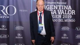 Osvaldo Vassallo - Presidente de la Asociación Forestal Argentina - Congreso II Edición