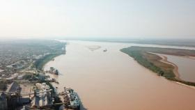 El río Paraná recupera su caudal en menos de un mes