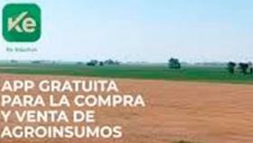 Ke Insumos: AP que crece entre los productores rurales y le simplifica comprar y vender insumos agrícolas