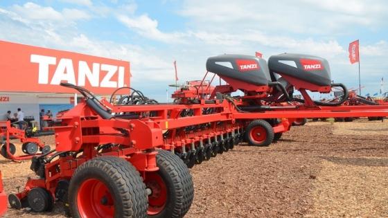 Tanzi busca posicionarse en el mercado nacional e internacional de sembradoras