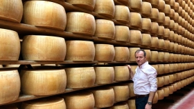 Dejó la fortuna familiar para hacer quesos y su negocio ahora triunfa en Brasil