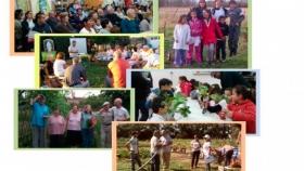 Se presentó el proyecto de Huertas Agroecológicas familiares y comunitarias