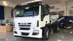 Camiones: Iveco retoma su producción en Córdoba y lanza un nuevo camión