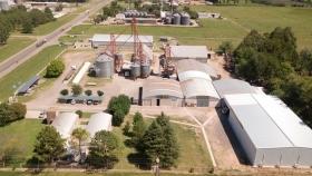 Semillas Biscayart invierte cerca de un millón de dólares en su planta de tratamiento de semillas forrajeras