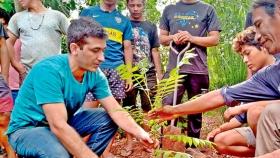Aldea Yasy Porá tiene su primer vivero de plantas nativas