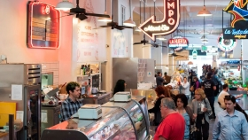 Grand Central Market: un hito histórico que une la variedad cultural de Los Ángeles