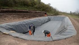 Criadero de truchas de acceso público para la pesca deportiva en Tucumán