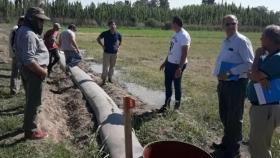 Entregan gratis sistemas para riego a productores de hasta 5 hectáreas