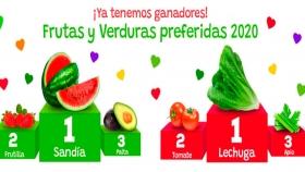 Día de las Frutas y Verduras: la sandía y la lechuga se coronan como las preferidas de los chileno