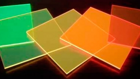 Concentradores solares luminiscentes, electricidad a partir de luz exterior e interior