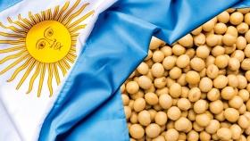 ¿Cuál es la situación actual y potencial de la producción de soja argentina?