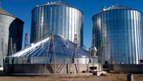 Acopio líder invierte u$s1.7M para sumar 4 silos