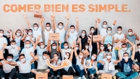 Simpleat, la firma de comida congelada, recaudó u$s 600.000 y se expande a México y Chile