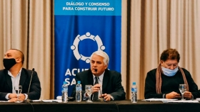 El sector empresario-productivo comenzó a trabajar en el Acuerdo San Juan