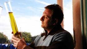 José Hilal, un apasionado por las aceitunas
