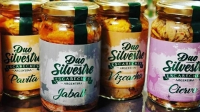 Dúo Silvestre: los escabeches gourmet que son un éxito