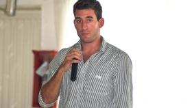 Santiago Alem, un joven dirigente con el corazón en el campo argentino