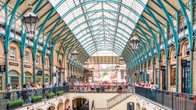 Covent Garden: un mercado de 175 años ubicado en el corazón de Londres