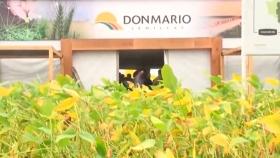 El Grupo DonMario presentó en Expoagro 2020 una nueva tecnología