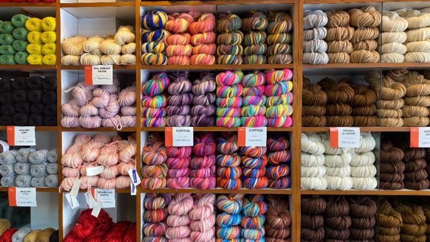 Milana Hilados: una empresa al servicio de la calidad y el color de la lana