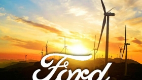 Ford emplea energía renovable para un futuro más sustentable