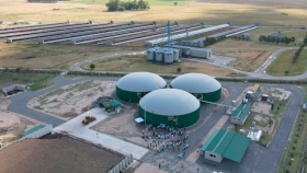 Planta de Energía Bioeléctrica de Gral. Alvear