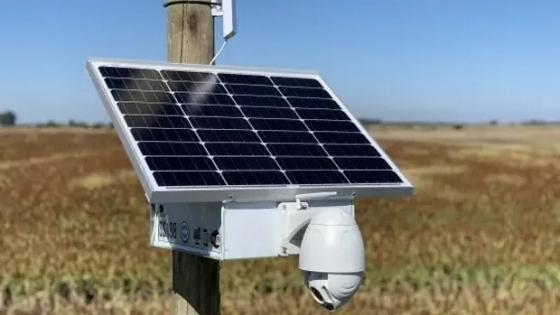 Cámaras: desarrollan un sistema 100% autónomo para seguridad rural