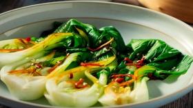 Pak choi, la col asiática que rebosa la necesaria vitamina C