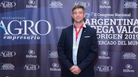 Carlos José Colombo - Presidente del Centro de Consignatarios de Productos del Pais - Congreso II Edición