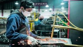 La industria mostró en junio y julio una fuerte recuperación