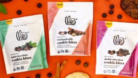 Cookie Bites, el nuevo snack de Theo Chocolate