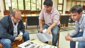 Analizarán un proyecto para la construcción de viviendas orgánicas para comunidades originarias
