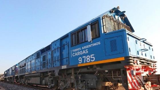 A todo vapor: continúan las obras en la línea Urquiza