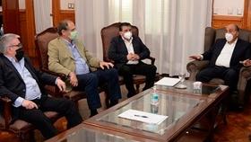 El RENATRE y la UATRE se reunieron con Manzur para avanzar con el Pase Sanitario Rural en Tucumán