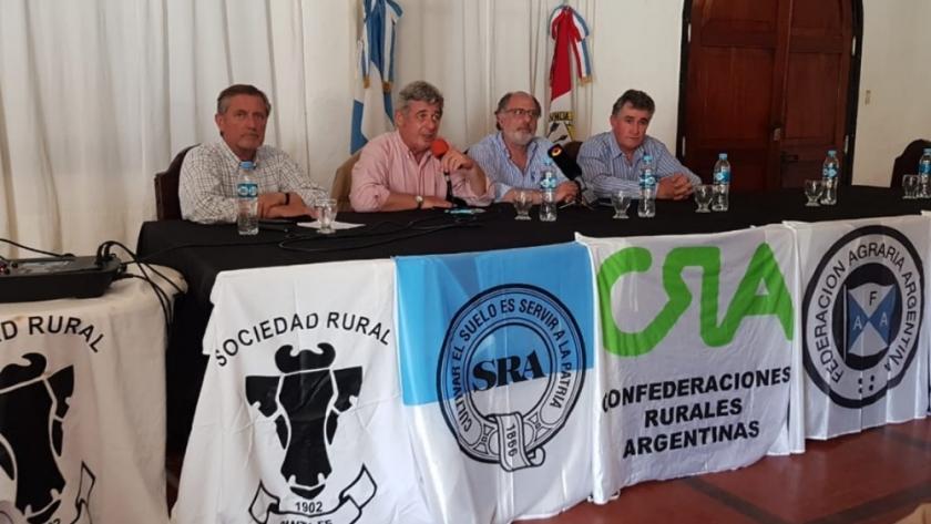 El campo no tardó en hacerse escuchar y opinó sobre la derrota del Gobierno en las PASO
