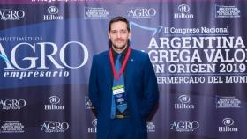 Facundo Gómez Torrano - Representante Institucional de Agricultores Federados Argentinos - Congreso II Edición