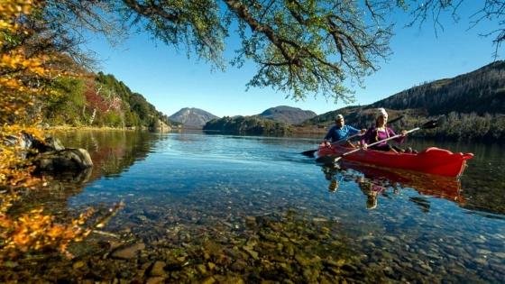 Bosques patagónicos, aguas cristalinas y playas familiares: la belleza de San Martín de los Andes