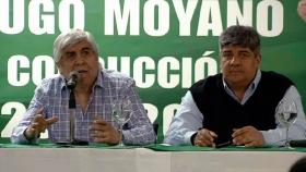 Moyano ya se prepara para discutir la paritaria de Camioneros