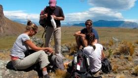 Investigadores exploran la historia de los pueblos originarios en el Noroeste de Santa Cruz
