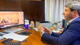 San Juan, la primera provincia en firmar el plan Argentina Construye