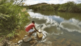 África: Gestión del agua con ayuda de satélites