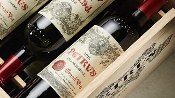 De otro planeta: Petrus se convirtió en el vino más caro del universo